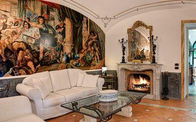 Palazzo Villa Dei Nobili