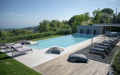 Villa Lusso Nel Verde