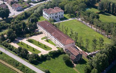 Villino In La Barchessa Di Villa Pisani