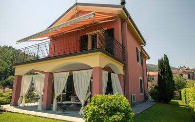 Villa Romanzo Ligure