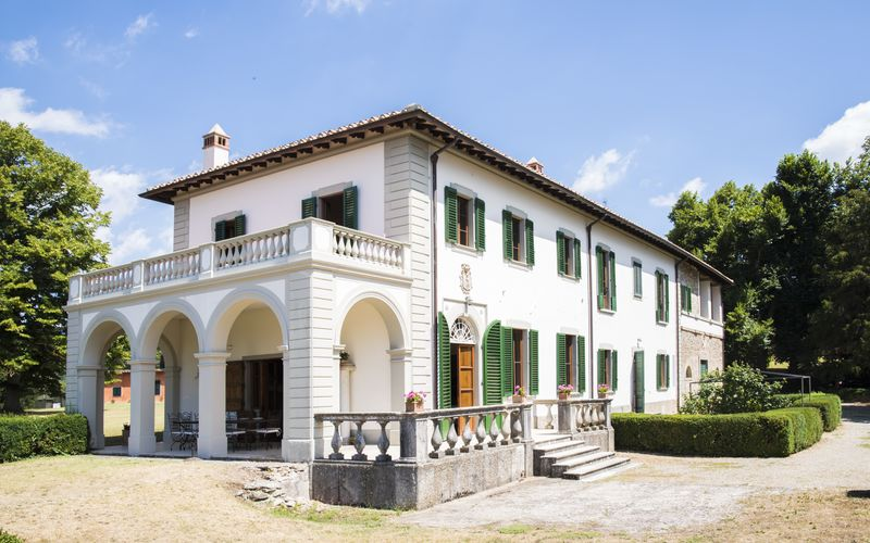 Villa Di Casole